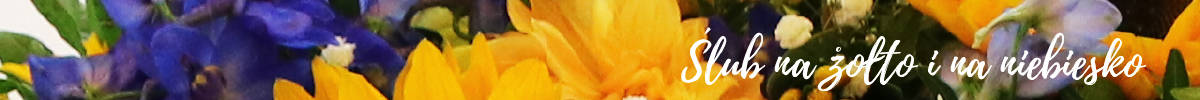 Słoneczniki na ślub