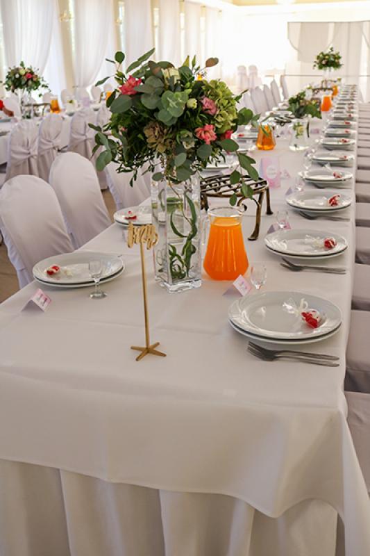 dekoracja stołu gości wesele warszawa