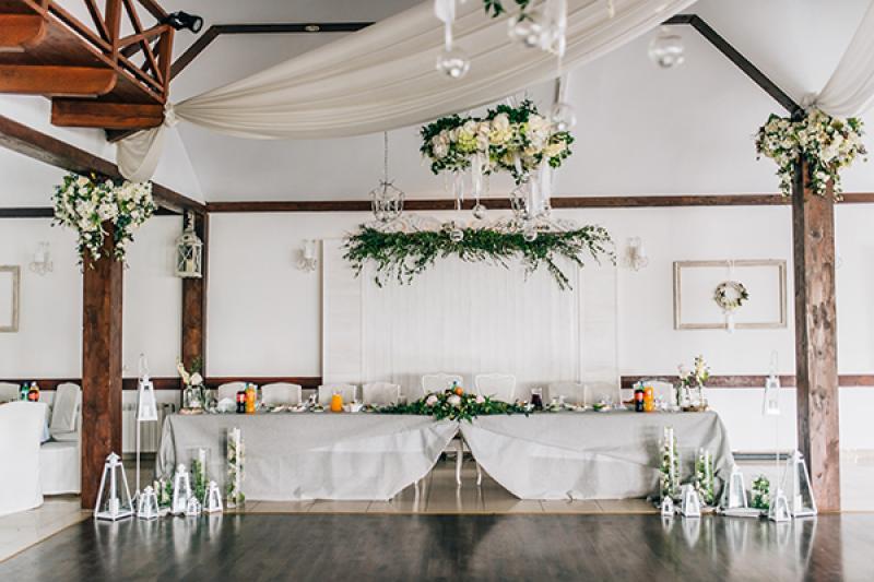 dekoracje sal weselnych warszawa