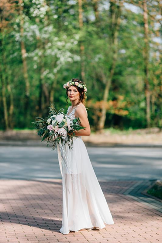 wiązanka ślubna warszawa dekoracja weselna boho