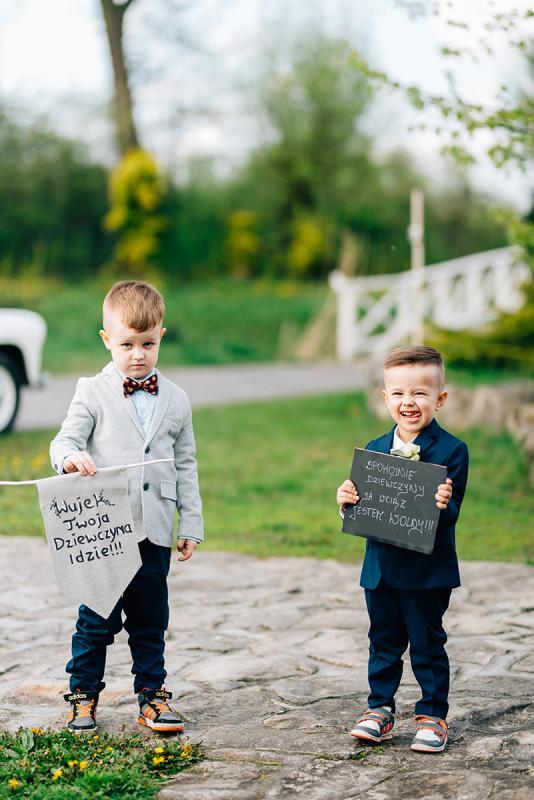 zabawne tabliczki wesele