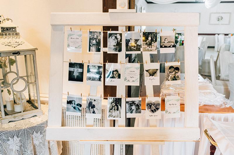zdjęcia dekoracja wesele