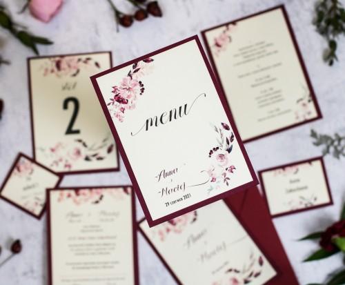 menu-weselne-kwiaty-bordo-krem