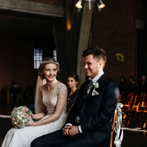 bukiet ślubny różowy warszawa