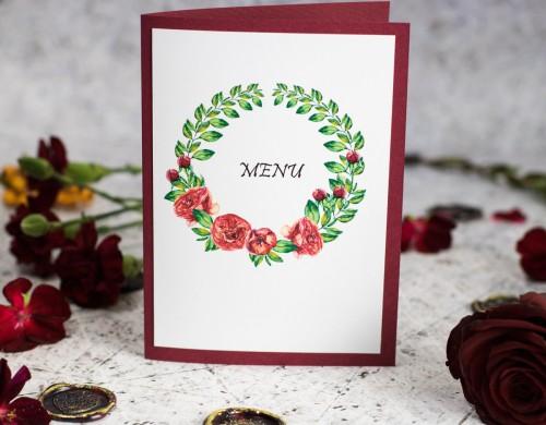 menu-weselne-czerwone-roze