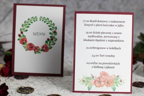 menu-weselne-roze-czerwone