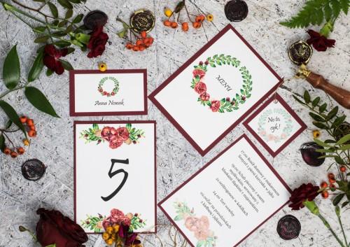 papeteria-weselna-czerwone-roze