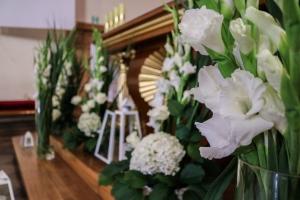 dekoracja ołtarz ślub warszawa