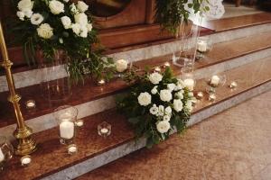 dekoracja ołtarza ślub warszawa