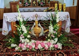 hortensja dekoracja ślubna warszawa