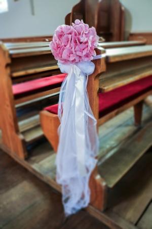 hortensja tiul dekoracja ławki dekoracje ślubne warszawa