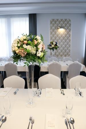 dekoracja ślubna hortensja warszawa