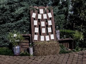 rozpiska gości rustykalna warszawa paleta
