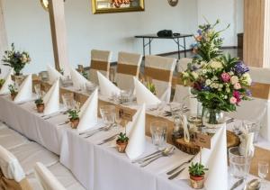rustykalna dekoracja na wesele