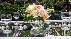 warszawa dekoracja stołu wesele
