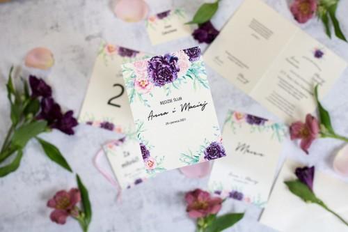 slubne-zaproszenie-krem-fiolet-roz