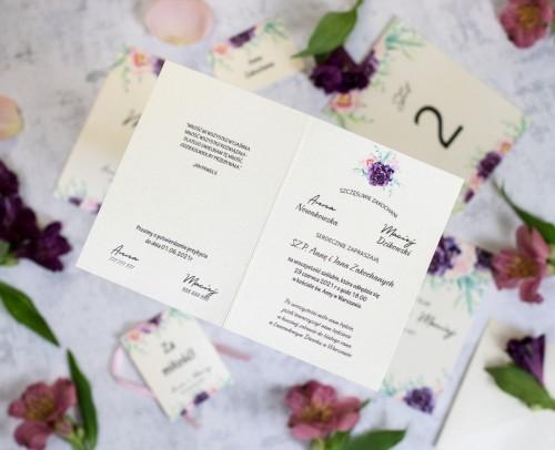 slubne-zaproszenie-roz-fiolet-krem