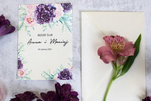 zaproszenie-slubne-krem-roz-fiolet