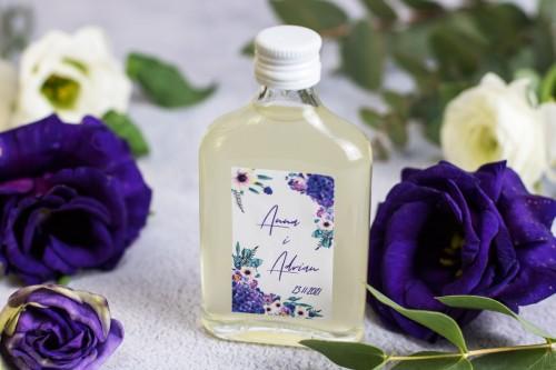 buteleczka-podziekowanie-fioletowa-hortensja