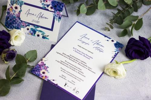 fioletowa-hortensja-slubne-zaproszenie