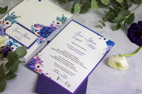 zaproszenie-slub-fioletowa-hortensja