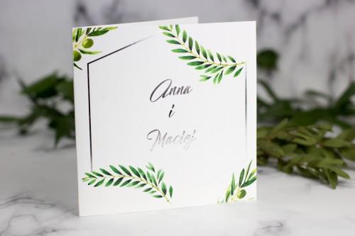 srebro-galazka-oliwna-zaproszenie-slubne