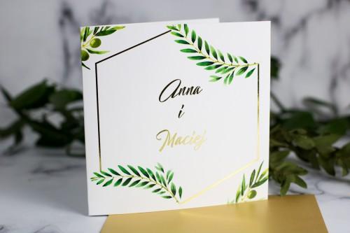 zaproszenie-skubne-zloto-galazka-oliwna