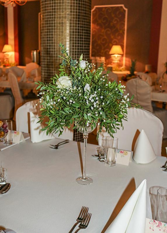 deko stołu wesele green warszawa