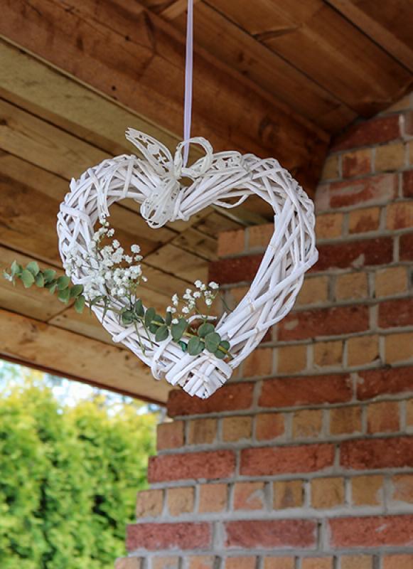 serce ślub