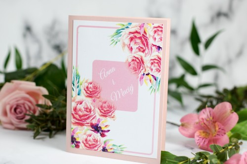 zaproszenie-slubne-koralowa-roza