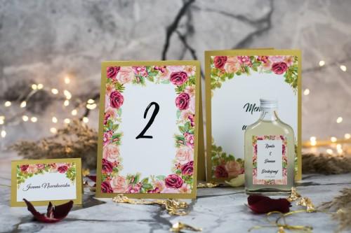 papeteria-weselna-kwiaty-zloto