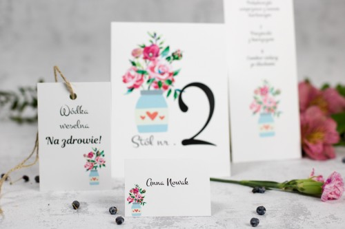 papeteria-weselna-butelka-kwiaty