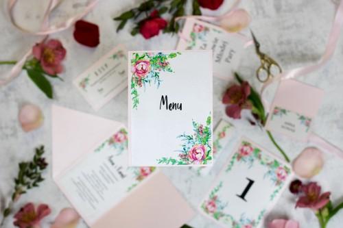 menu-weselne-kwiaty-rozowe