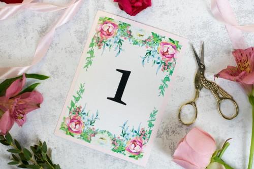 numer-stolu-rozowo-perlowy