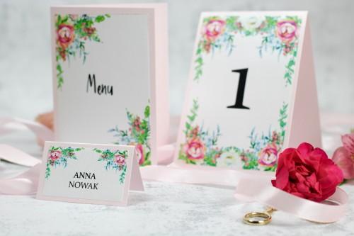 papeteria-weselna-rozowe-kwiaty