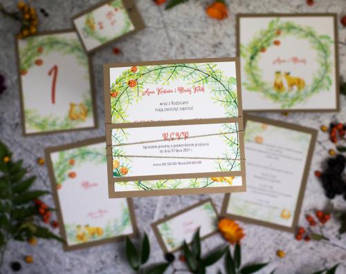 lesny-wianek-zaproszenie-weselne