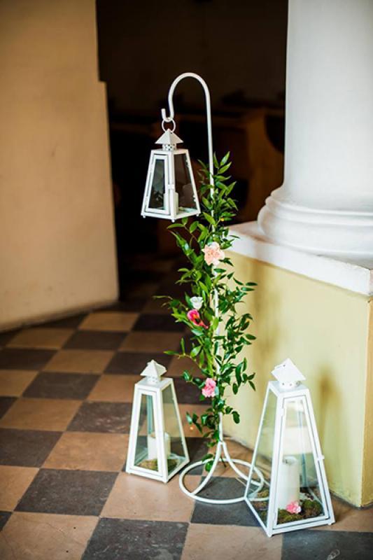 latarnie na ślubie ruskus dekoracje ślubne warszawa