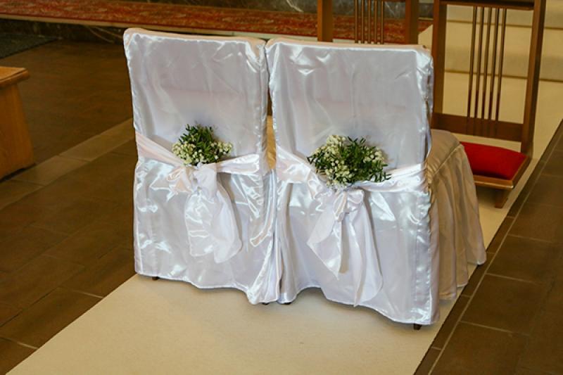 dekoracja krzeseł warszawa gipsówka