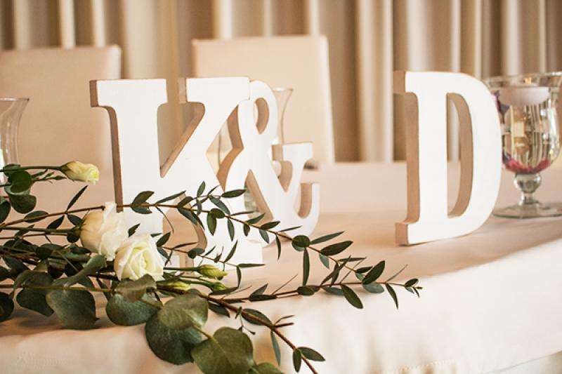 dekoracja ślubna warszawa peonie świece