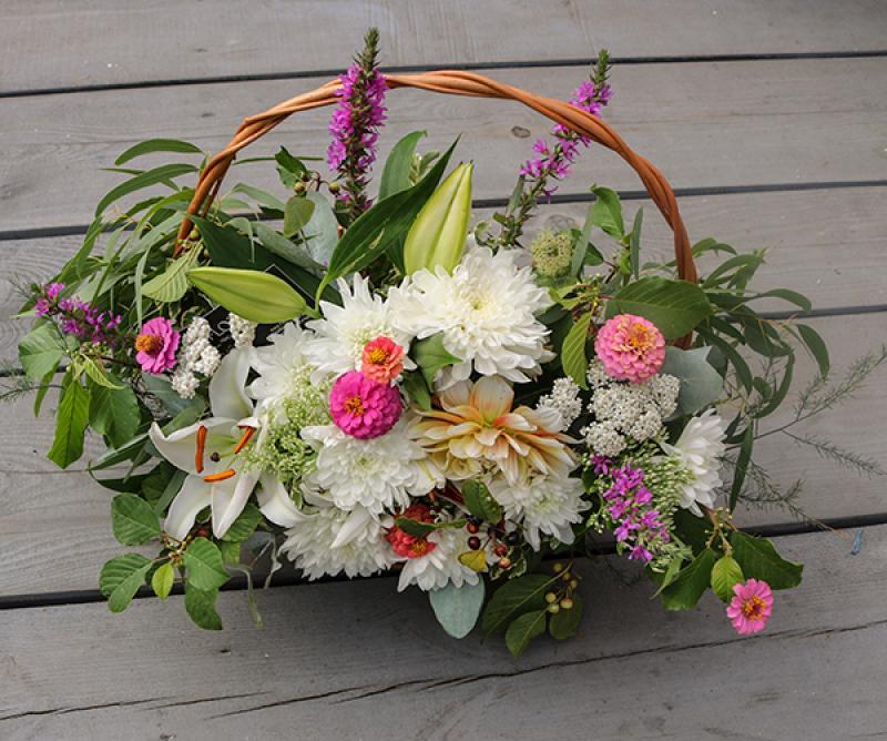 kwiaty dla rodziców na wesele rustykalne warszawa