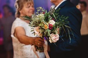 kwiaty dla rodziców ślub warszawa