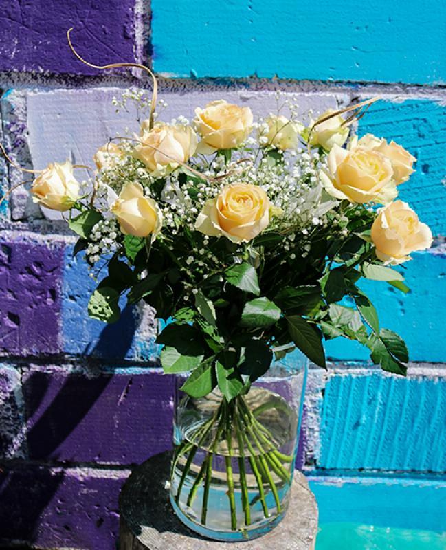 róże dla rodziców