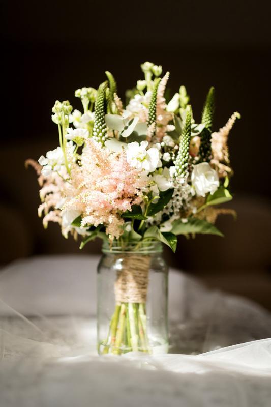 bukiet ślubny warszawa dekoracje różowy ślub
