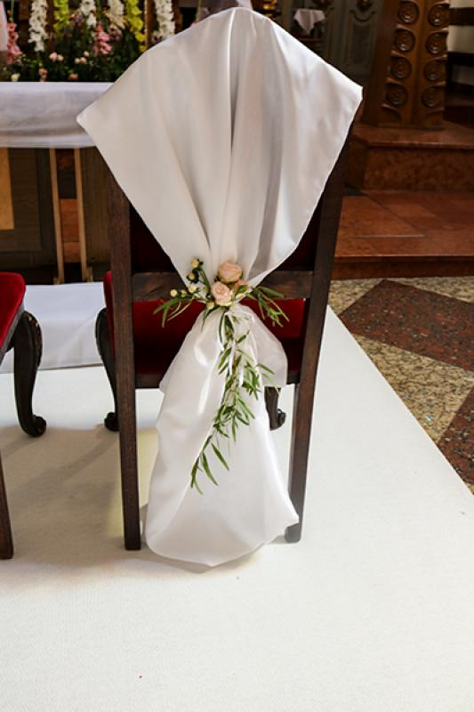 dekoracja krzeseł warszawa