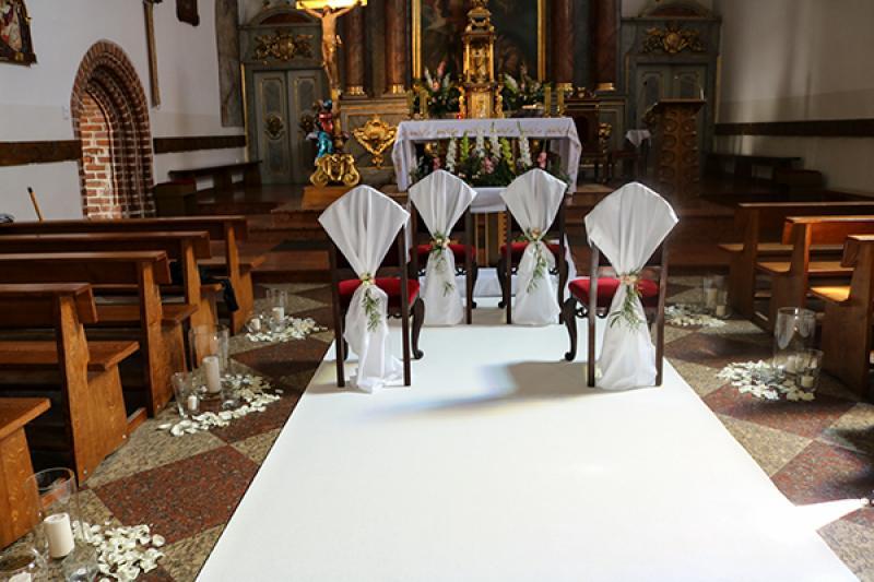 rustykalna elegancja dekoracja krzeseł warszawa