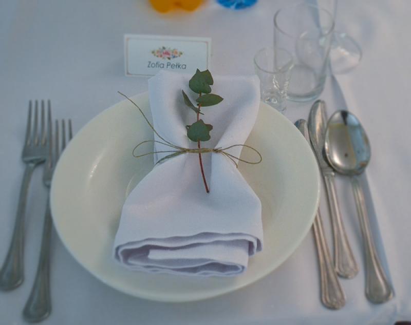 dekoracja-serwetki-wesele