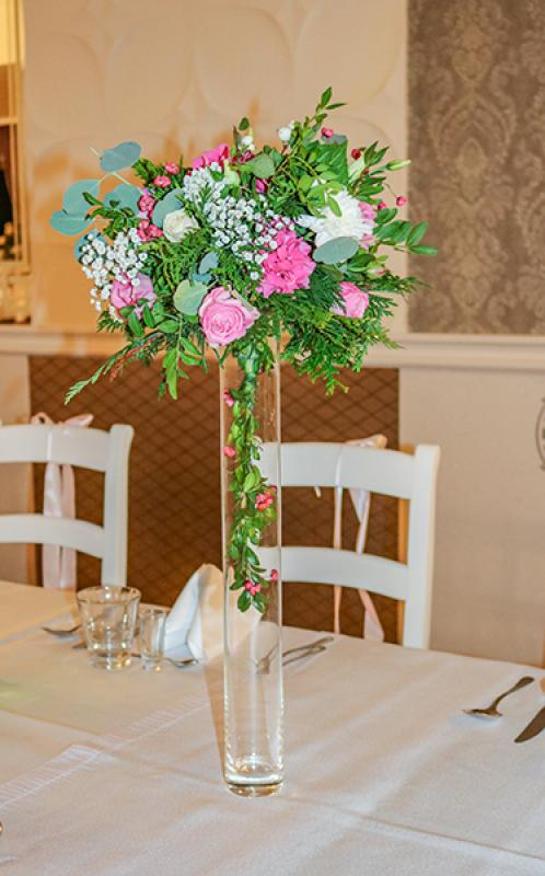 dekoracja stołu wysoka boho dekoracje ślubne warszawa