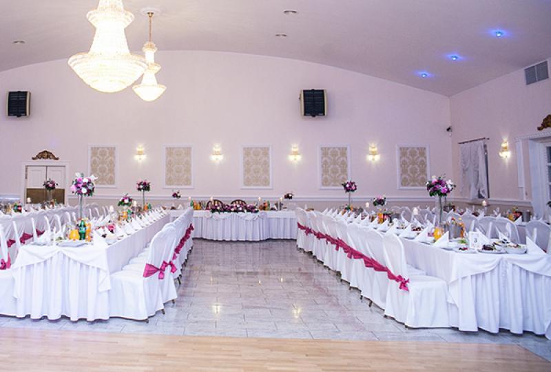 dekoracja wesele sala warszawa