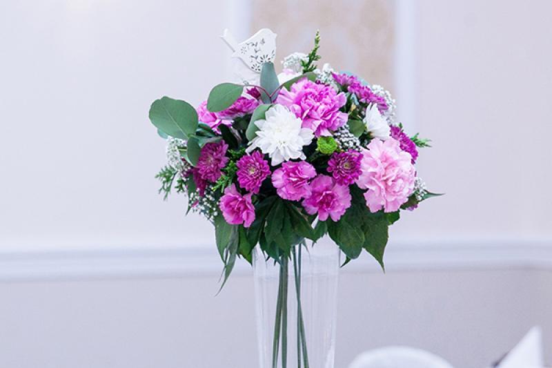 dekoracja weselna warszawa kwiaty