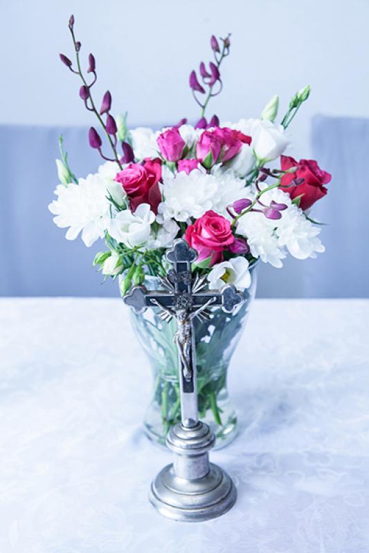 kwiaty na stół warszawa błogosławieństwo